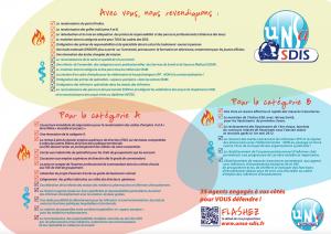 Profession de foi CAP SPP – Catégorie A & B – UNSA-SDIS de France - PAGE 2