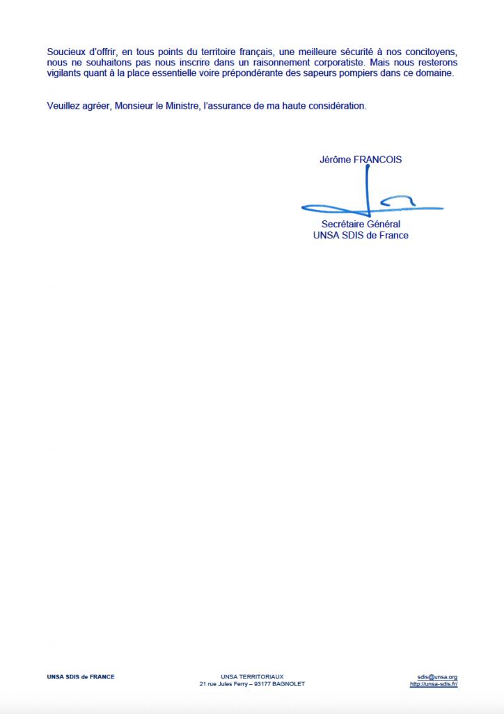 Courrier concernant les EMIZ - PAGE 2