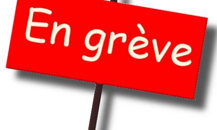 UNSA-SDIS de France en GREVE !