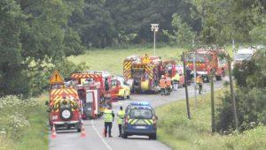 [Décès] 2 pompiers décèdent dans l'accident de leur CCF !
