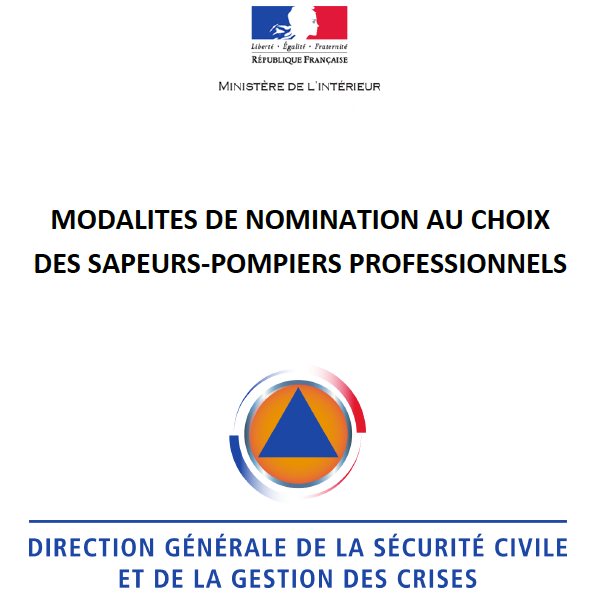 [Promotions] Guide des nominations au choix